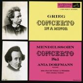 Grieg: Concerto in A minor; Mendelssohn: Concerto No. 1