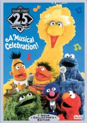 Sesame Street - 25th Birthday Celebration