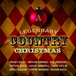 Legendary Country Christmas - Various Artists | Songs, Reviews, Credits | AllMusic