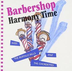 Barbershop Harmony Time