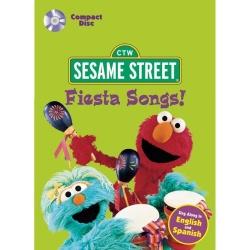 Sesame Street: Fiesta! Songs