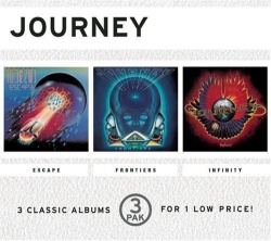 Journey - The Collection: Escape/Frontiers/Infinity