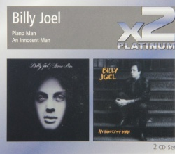 Billy Joel - Piano Man/An Innocent Man