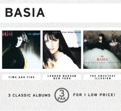 Basia - Time & Tide/London Warsaw New York/Sweetest Illusion