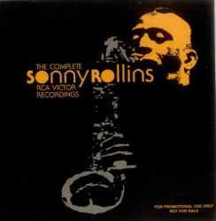 Sonny Rollins - The Complete RCA Victor Recordings