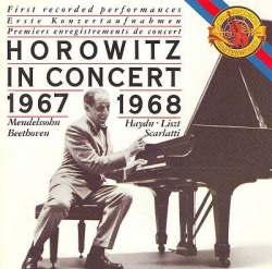 Horowitz In Concert 1967, 1968