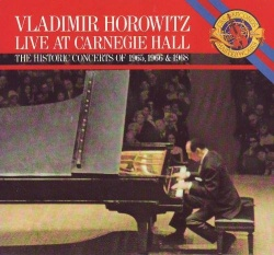 At Carnegie Hall/Historic Concerts of 1965, 66, 68