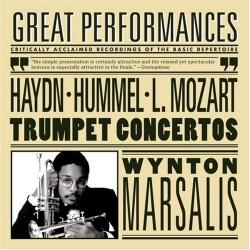 Haydn, Hummel, L. Mozart: Trumpet Concertos