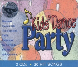 Kid's Dance Express - Kids' Dance Party [BMG Special Products Box Set]