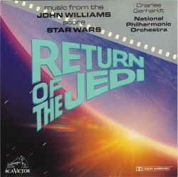Music from the John Williams Score Star Wars: Return of the Jedi