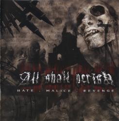 Hate. Malice. Revenge