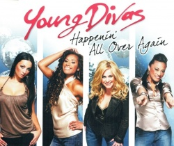 Young Divas - Happenin' All Over Again