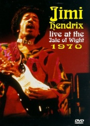 Jimi Hendrix - Isle of Wight '70 [Video/DVD]