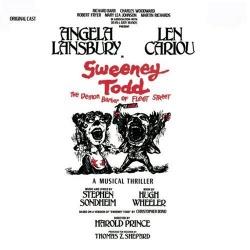 Sondheim: Sweeney Todd [Original Cast Recording]