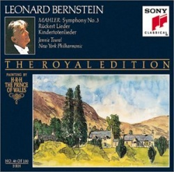 Leonard Bernstein - Mahler: Symphony No. 3; Rücket Lieder; Kindertotenlieder