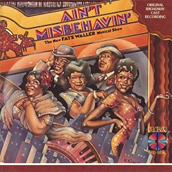 Ain't Misbehavin' [Original Broadway Cast]