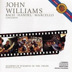 Bach, Handel, Marcello: Concertos