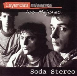 Soda Stereo - Leyendas Solamente los Mejores