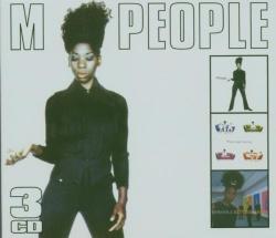M People - 3 Originals