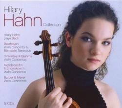 Hilary Hahn - Hilary Hahn Collection [5 Discs]