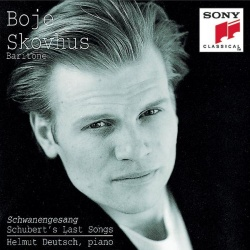 Bo Skovhus - Schwanengesäng: Schubert's Last Songs