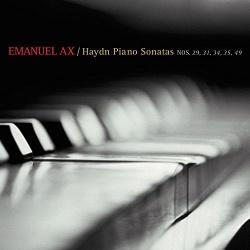 Emanuel Ax - Haydn: Piano Sonatas Nos. 29, 31, 34, 35, 49