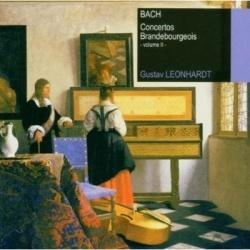 Gustav Leonhardt - J.S. Bach: Brandenburg Concertos Nos. 4-6 [Germany]