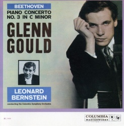 Glenn Gould / Leonard Bernstein - Beethoven: Piano Concerto No. 3 in C minor