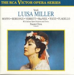 Carlo Bergonzi / Fausto Cleva / Anna Moffo - Verdi: Luisa Miller