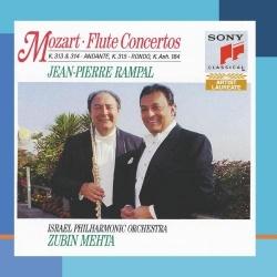 Jean-Pierre Rampal - Mozart: Concerto In G Major/Concerto In D Major/Andante In C Major/Rondo In D Major