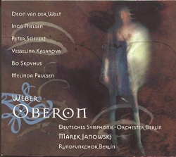 Marek Janowski - Weber: Oberon
