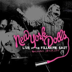 Live at the Fillmore East December 28 & 29, 2007