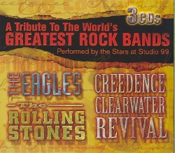 Stars at Studio 99 - Tribute to the World's Greatest Rock Bands