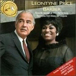 Leontyne Price - Leontyne Price Sings Barber