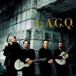 Los Angeles Guitar Quartet - L.A.G.Q.