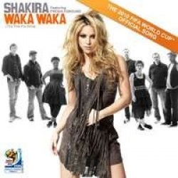 Shakira - Waka Waka (This Time for Africa) [2010 Official FIFA WC Song]