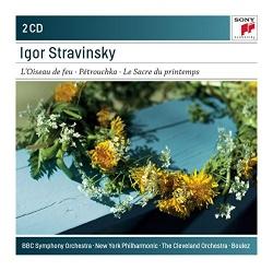 Pierre Boulez - Boulez Conducts Stravinsky