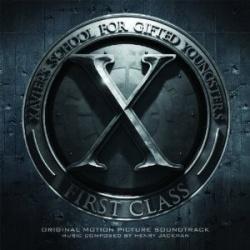 X-Men: First Class [Original Motion Picture Soundtrack]