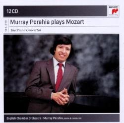 Murray Perahia - Mozart: The Piano Concertos