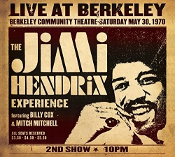 Jimi Hendrix / The Jimi Hendrix Experience - Live at Berkeley