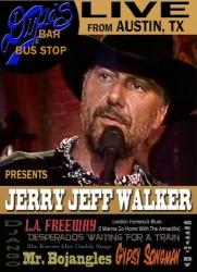 Jerry Jeff Walker - Live from Austin, TX