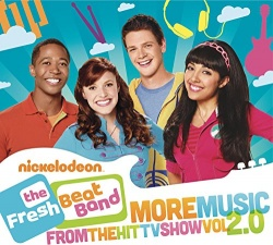 The Fresh Beat Band - The Fresh Beat Band: More Music from the Hit TV Show, Vol. 2.0
