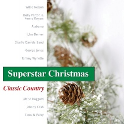 Classic Country: Superstar Christmas - Various