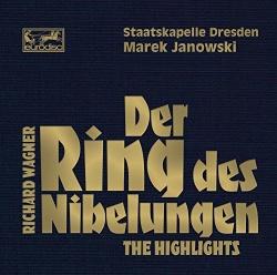 Marek Janowski - Wagner: Der Ring des Nibelungen (Highlights)
