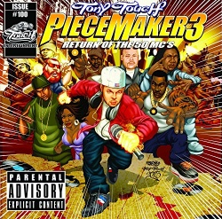 The  Piece Maker, Vol. 3: Return of the 50 MCs