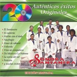 Sonora Santanera - 20 Auténticos Éxitos Originales