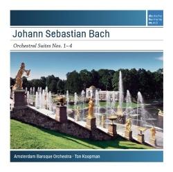 Ton Koopman / Amsterdam Baroque Orchestra - Johann Sebastian Bach: Orchestral Suites Nos. 1-4