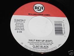 Clint Black - Half Way Up