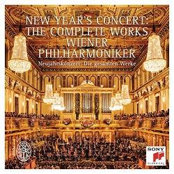 Vienna Philharmonic Orchestra - New Year's Concert: The Complete Works (Neujahrskonzert: Die Gesamten Werke)