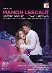 Jonas Kaufmann / Kristine Opolais / Antonio Pappano - Puccini: Manon Lescaut [Video]